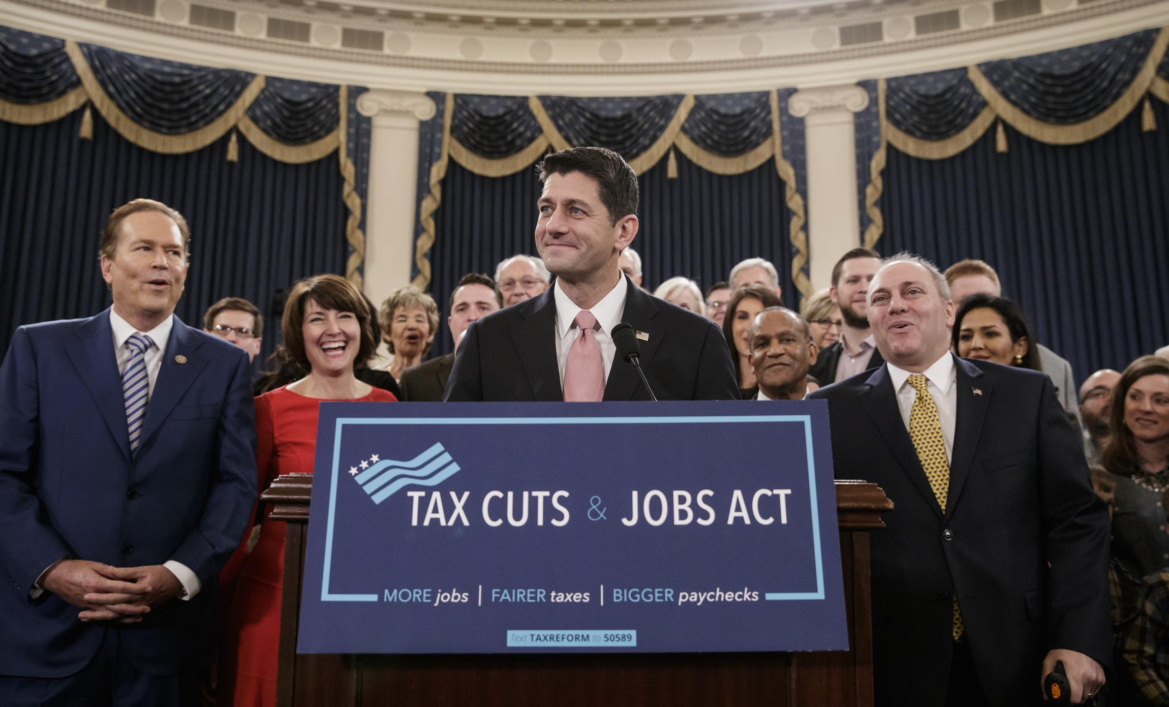 Republicans Are Set to Blow An Historic Tax Opportunity