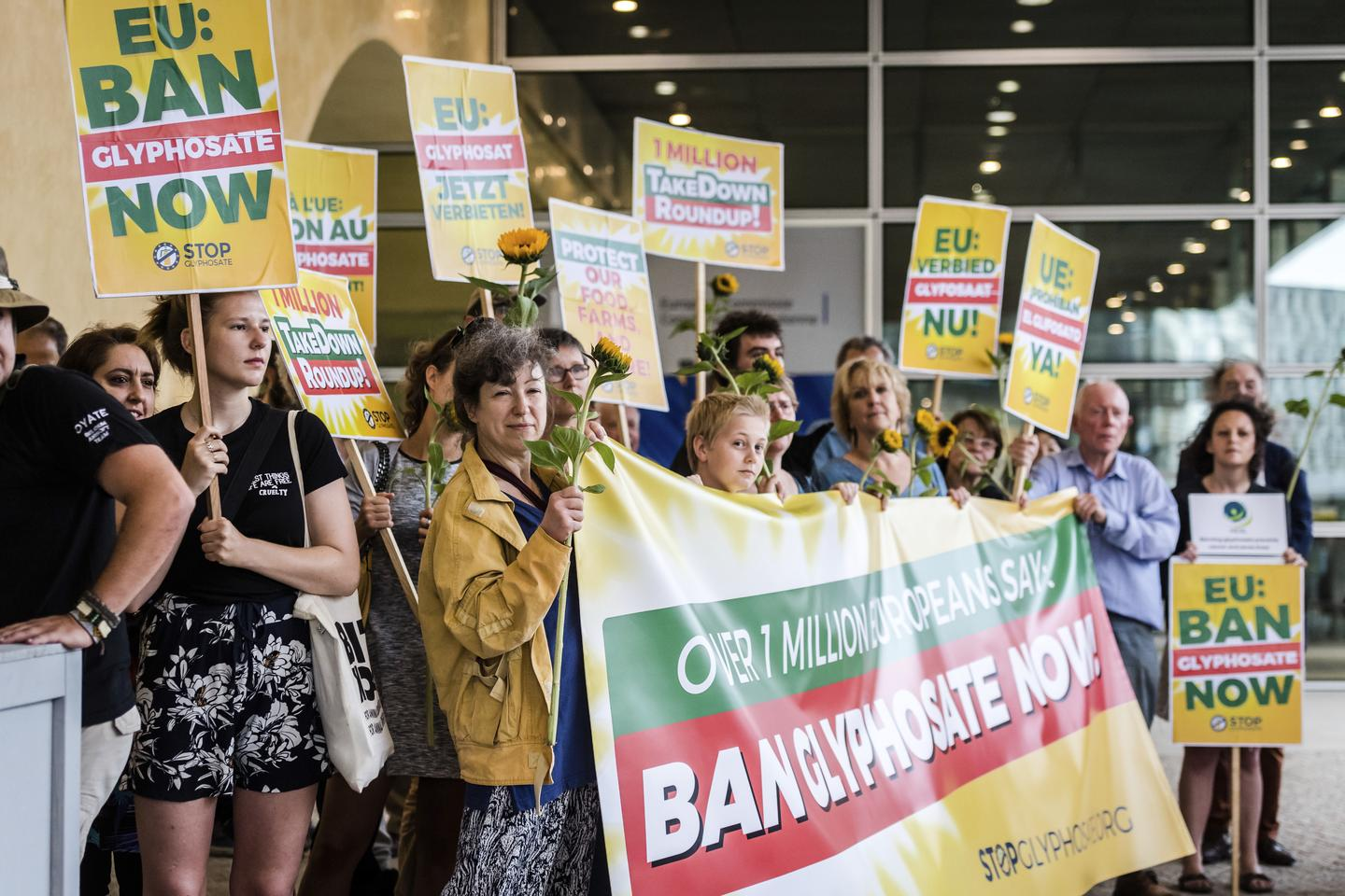 Anti-Glyphosate Campaigners Cling to a Science Fiction