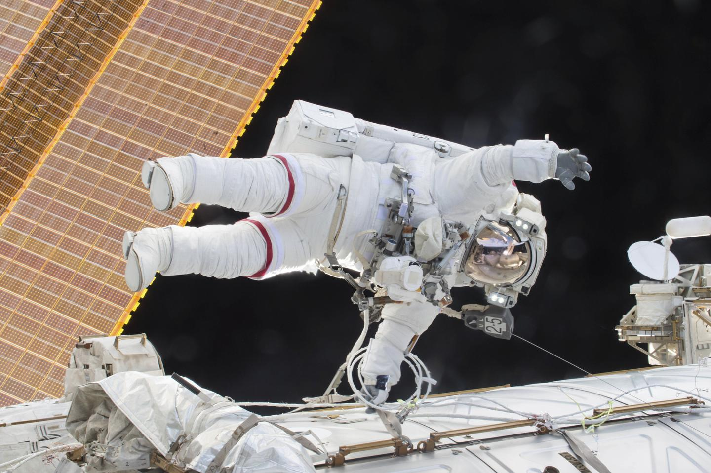 What Health Hazards Do Astronauts Face in Deep Space?