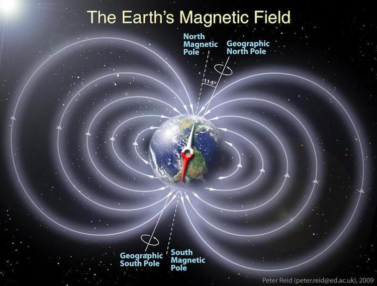 Earth's Magnetic Field Could Flip Much Faster Than Thought