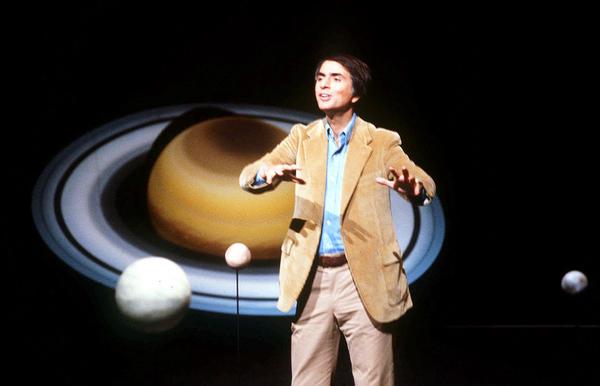 The 'Commandments' of Carl Sagan