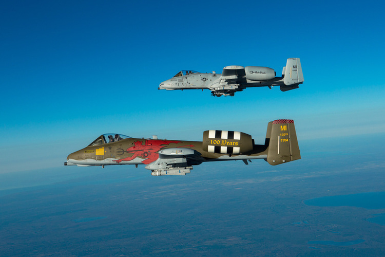 All You Wanted to Know About the A-10 Thunderbolt II | RealClearDefense
