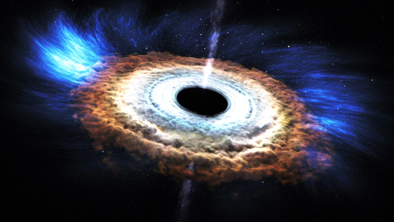 Strange Mathematical Term Changes Our View of Black Holes