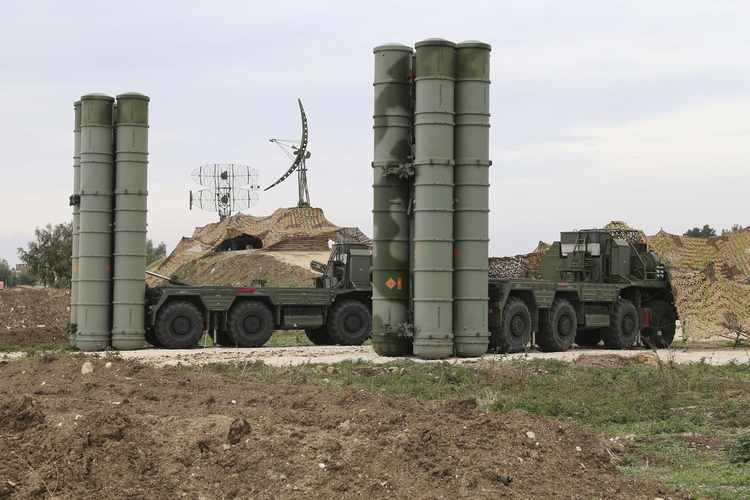 Major Strategic Implications If Iraq Gets S-400