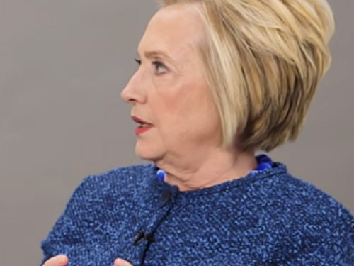 Hillary Clinton: There Are Real Questions About 2016