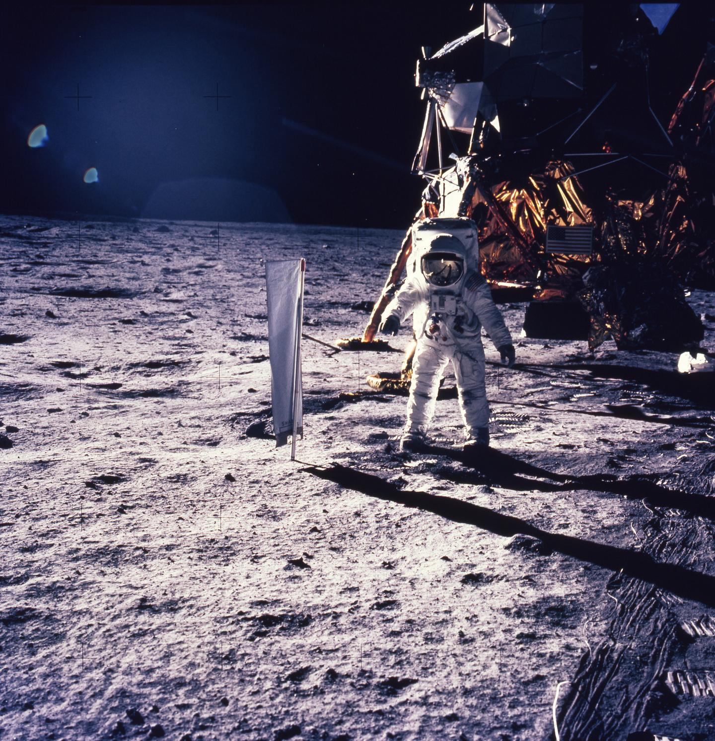 What Did Other Astronauts Say as They Took Their First Steps on the Moon?