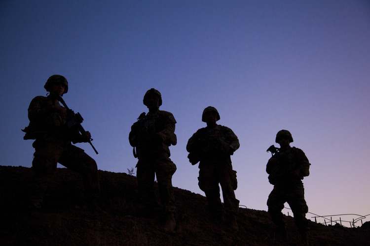 Most Army Squads Falling Short on Infantry Skills