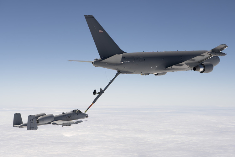 KC-46 Delays Causing USAF to Shift Money to KC-135s