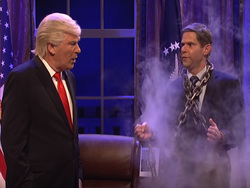 Christmas Miracle Snl.Snl Warns Trump With Christmas Carol Sketch Ghosts Of