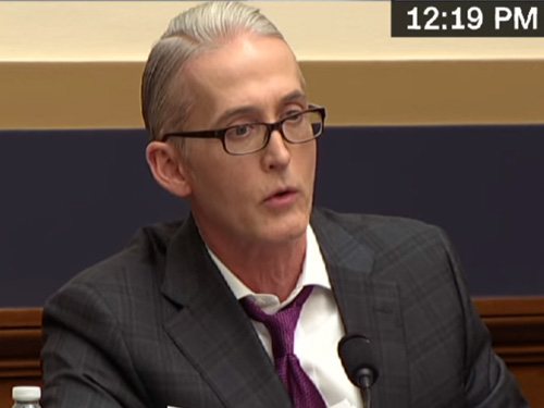 Rep. Trey Gowdy Grills Deputy AG Rosenstein: What The Hell Is Going On At  The FBI? | Video | RealClearPolitics