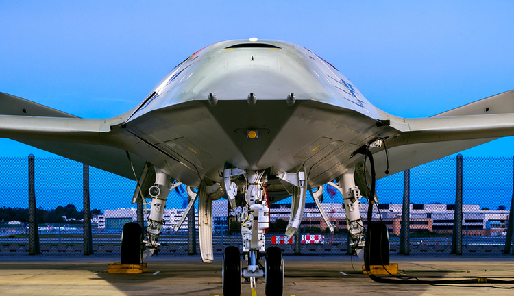 Navy Has No Plans Develop Lethal Carrier UAV Before MQ-25A