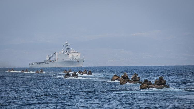 China and the U.S.: Amphibious Ambitions Take New Shape