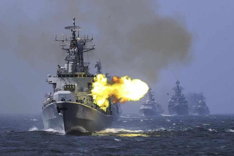 China Anti-Ship Ballistic Missile Tests a Signal to U.S., World