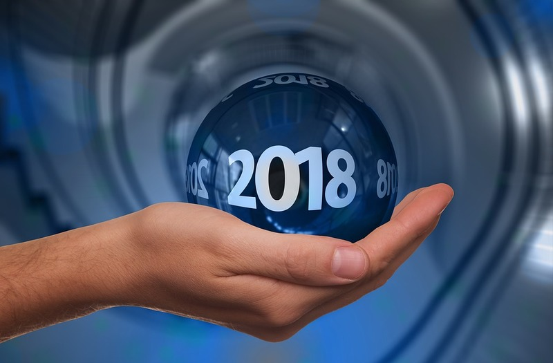 Looking Into a Crystal Ball, My Ten Surprises for 2018
