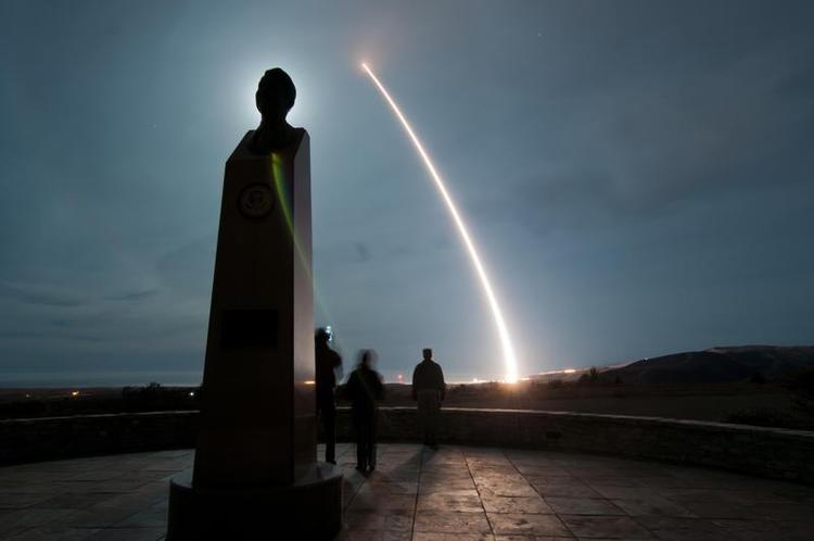 Aerojet Rocketdyne Competing for Engines on Future ICBM