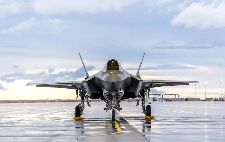 Chinese F-35 Parts?