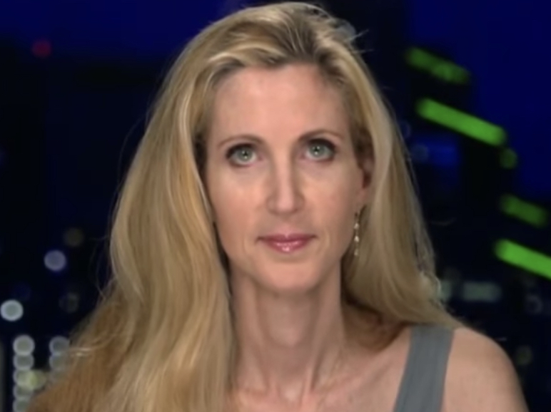 who is ann coulter