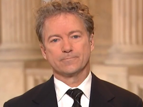 "Rand Paul on FISA Surveillance Reform: ""Obey The Bill Of Rights"""