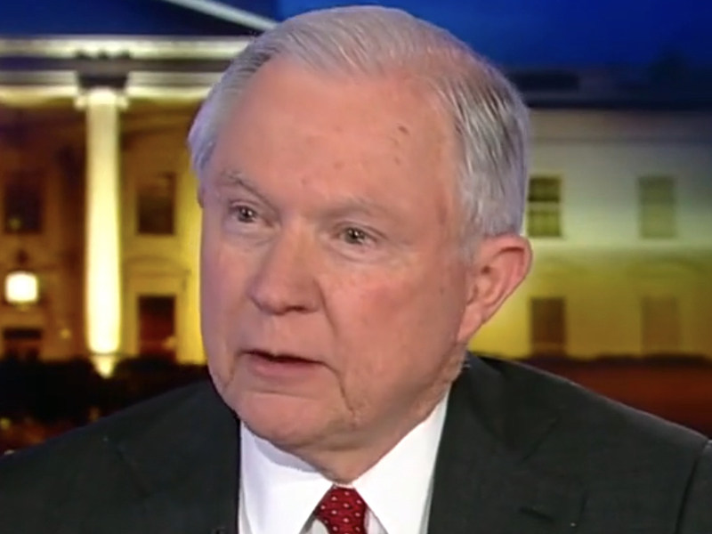 """Jeff Sessions: """"What Good Does It Do To Bring In Somebody Who Is Illiterate In Their Own Country?"""""""