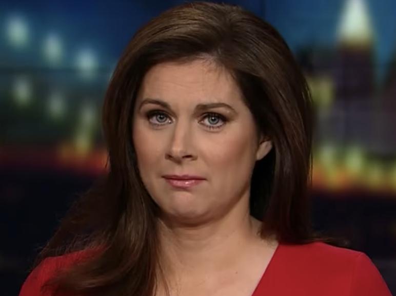Erin burnett dating donald trump