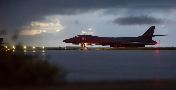 B-1 Lancer Readiness Is in the Toilet, Here's Why