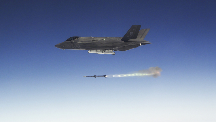 Lockheed Launches New Weapons Cybersecurity Strategy
