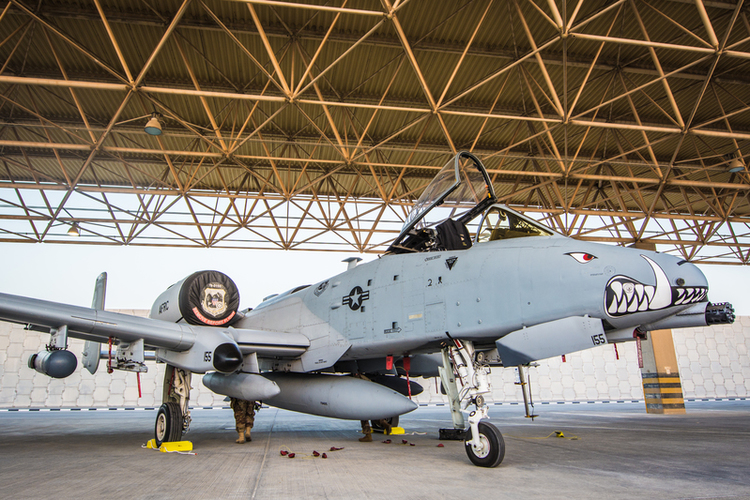 Air Force Says A-10 Re-wing Plan Back on Track