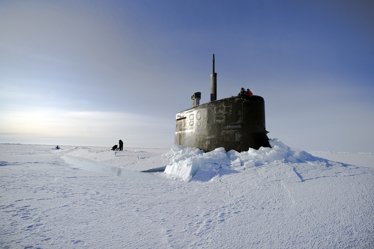 Could the U.S. Win in the Arctic?
