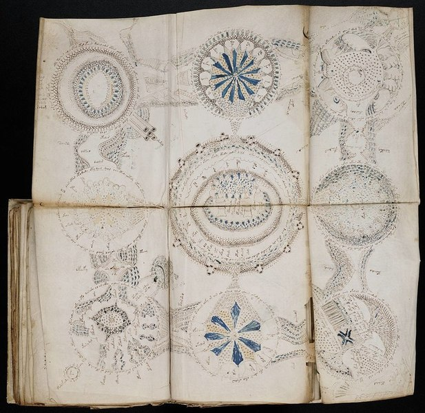 The Strange Quest to Crack the Voynich Code