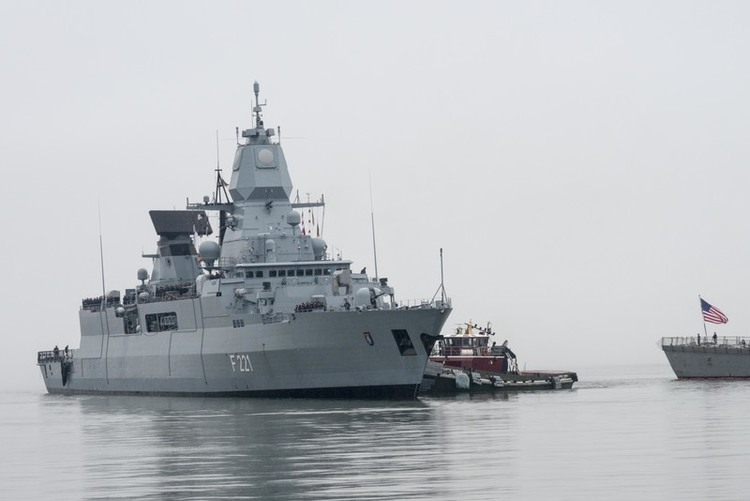 Is Germany Considering Maritime Missions in Asia?