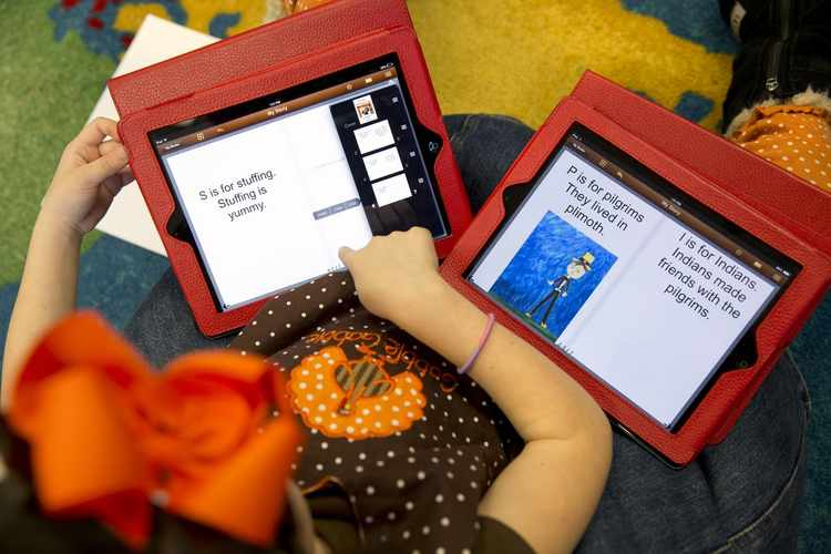 Tech in Every Classroom? Parents Are Pushing Back.