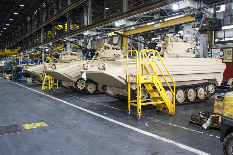 GAO: Most Military Depots in Bad Shape