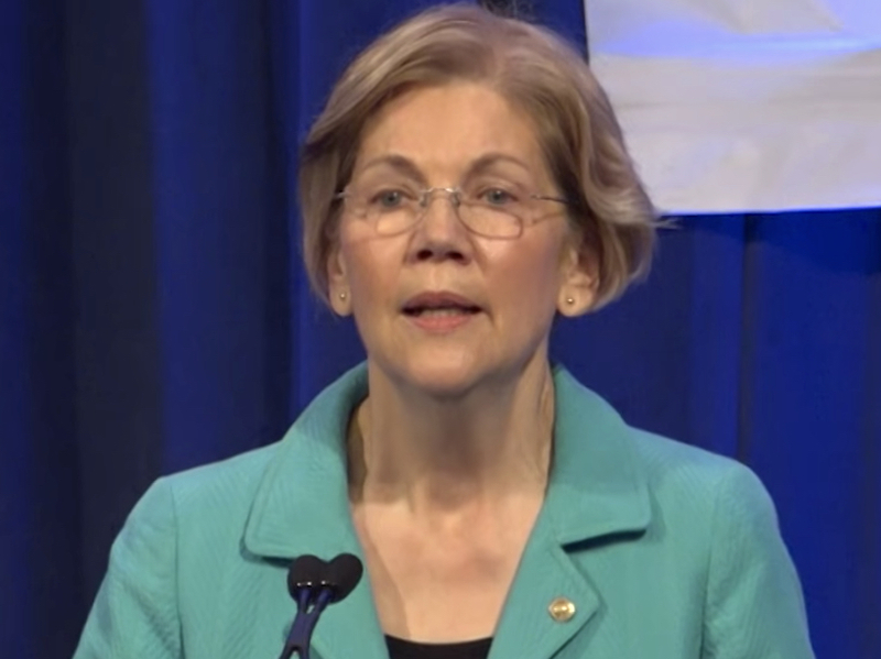 Elizabeth Warren: I Never Used My Native American Ancestry Claim, Family Tree to Advance My Career