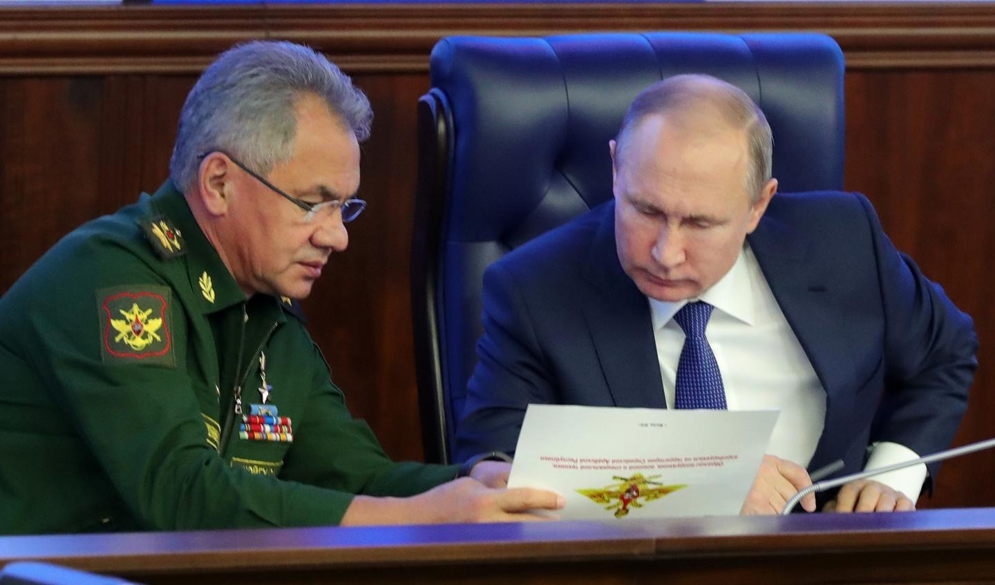Death of Military Contractors Illuminates Russia's War by Proxy in Syria