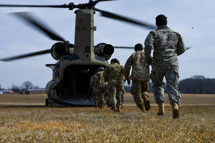 Army's 101st Airborne Will Return to Full Air Assault Power