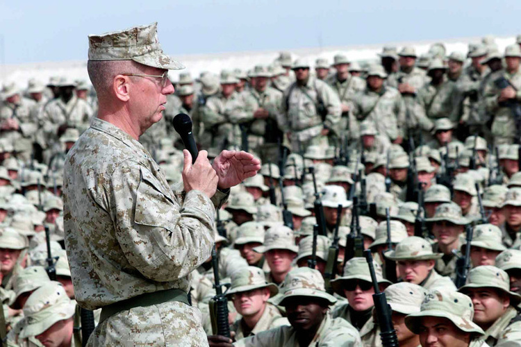 Mattis: Currents, Undercurrents & Crosscurrents of Chaos' Re-Emergence