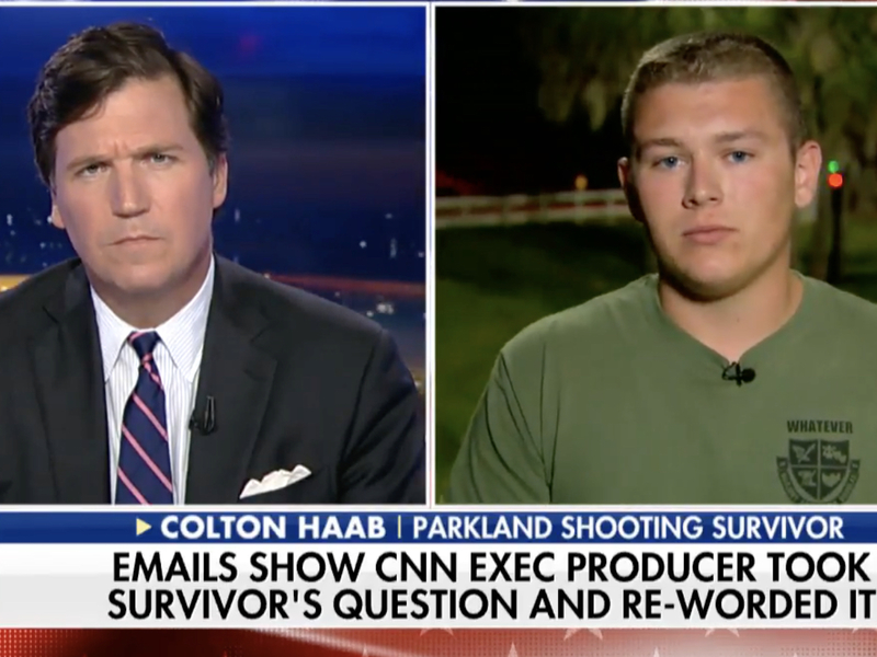 FL School Shooting Survivor: CNN Told Me