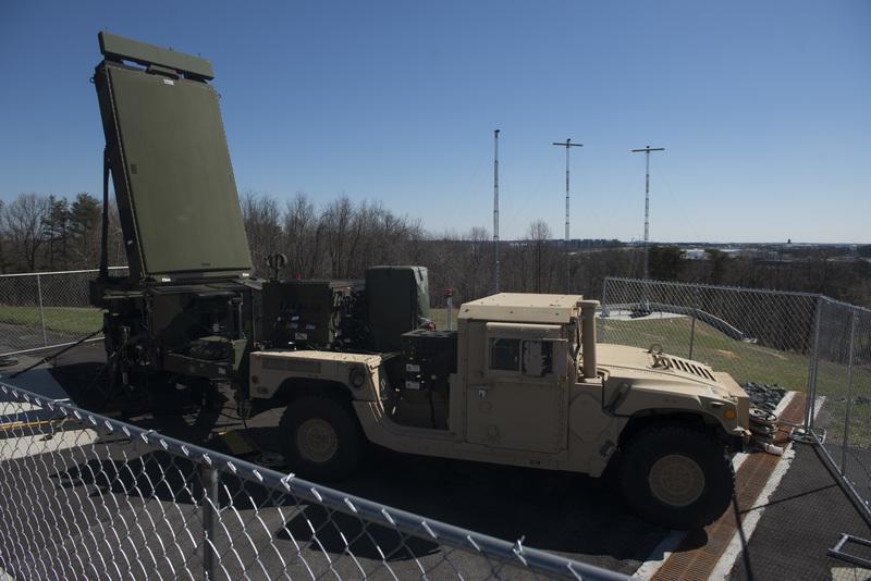 Marine Corps Declares Ioc On G Ator Radar System