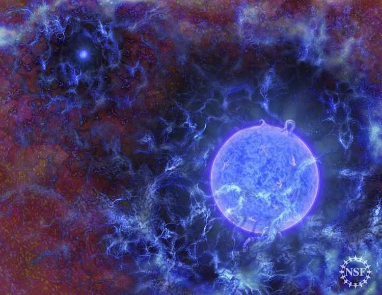 """Dark Matter """"Hurricane"""" Heading for Solar System"""