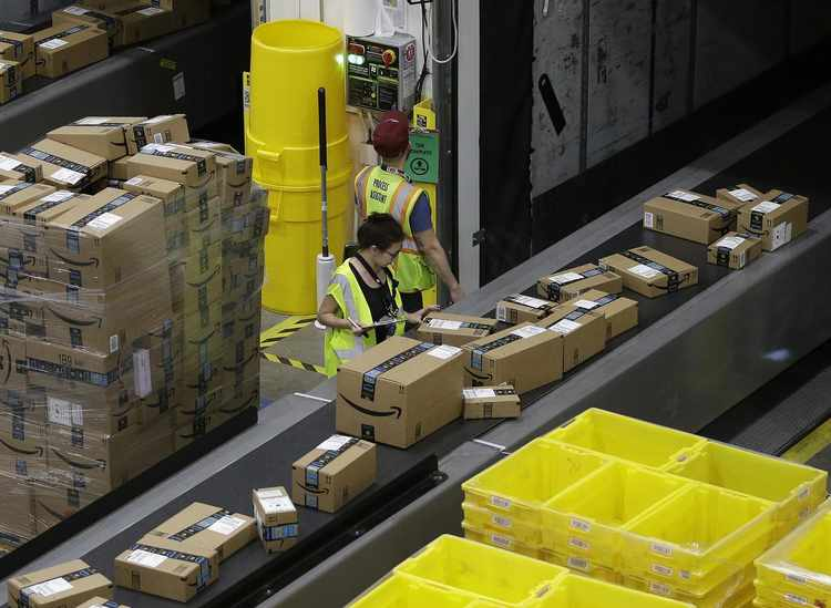 Report: Amazon Falls Short on Gender Equity | RealClearPolicy