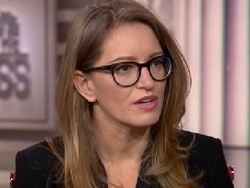 Nbc Reporter Katy Tur Note Threatening To Rape And Kill Me Ended