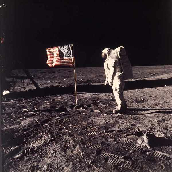 Who's Making Money From the Moon Landing Conspiracy?