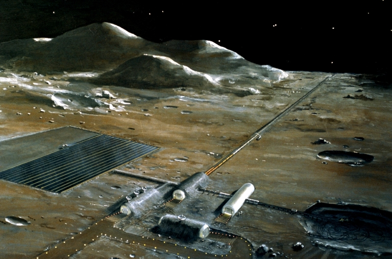 How Realistic Are China's Plans for a Lunar Research Station?