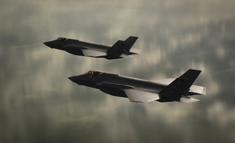 DoD Unsure What to Do with Turkey's Undelivered F-35s