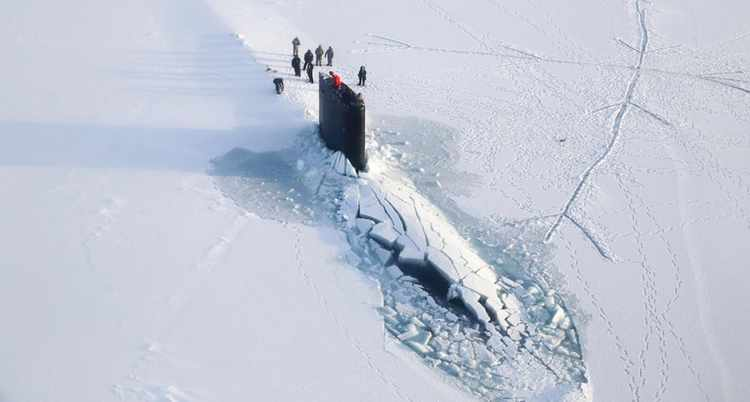 Why 300 Scientists Are Trapping Themselves in Arctic Ice