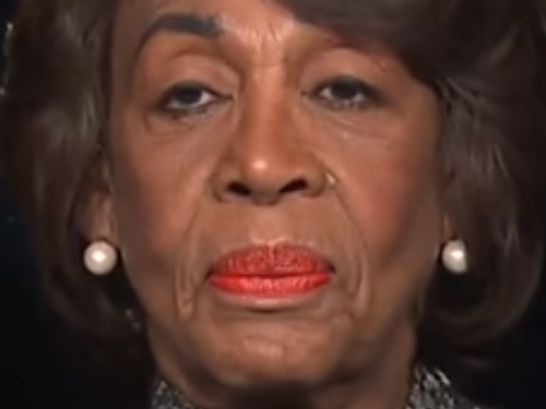 "Maxine Waters: Devin Nunes Is A ""Messenger Boy"" For ""Don the Con Man"" Trump"