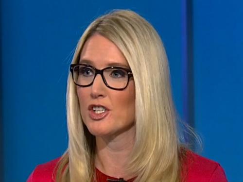"Obama Admin's Marie Harf: Hillary Clinton Should ""Go Away"""