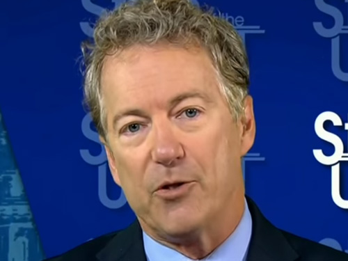 "Rand Paul Will ""Do Whatever It Takes"" To Block Haspel And Pompeo Nominations; Cheneys ""Ought To Just Be Quiet"""