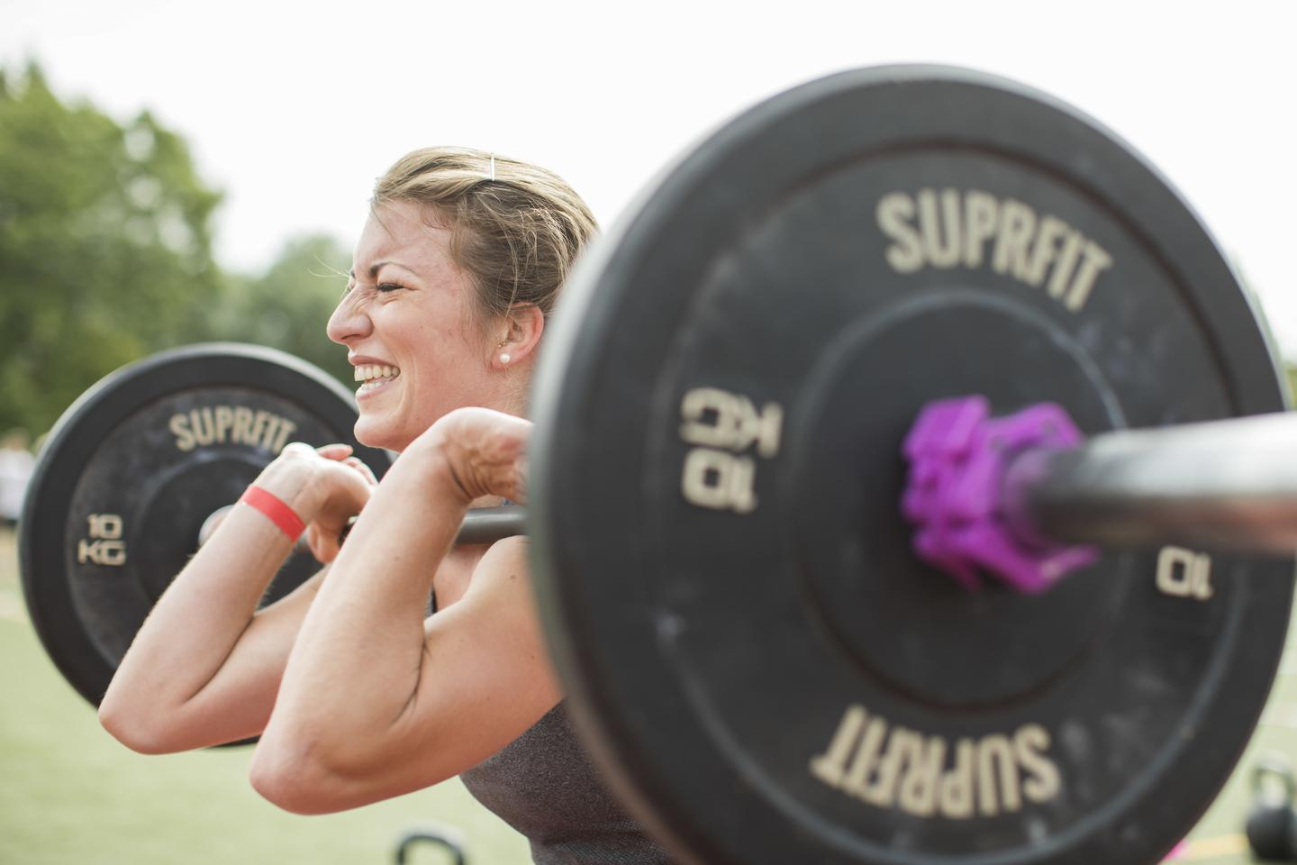 The Best Way to Avoid Back Pain? Lift Heavy Things