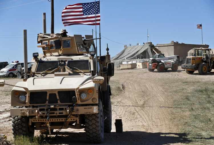 U.S. SOF Secrets Could Fall Into Hands of Russians and Syrians
